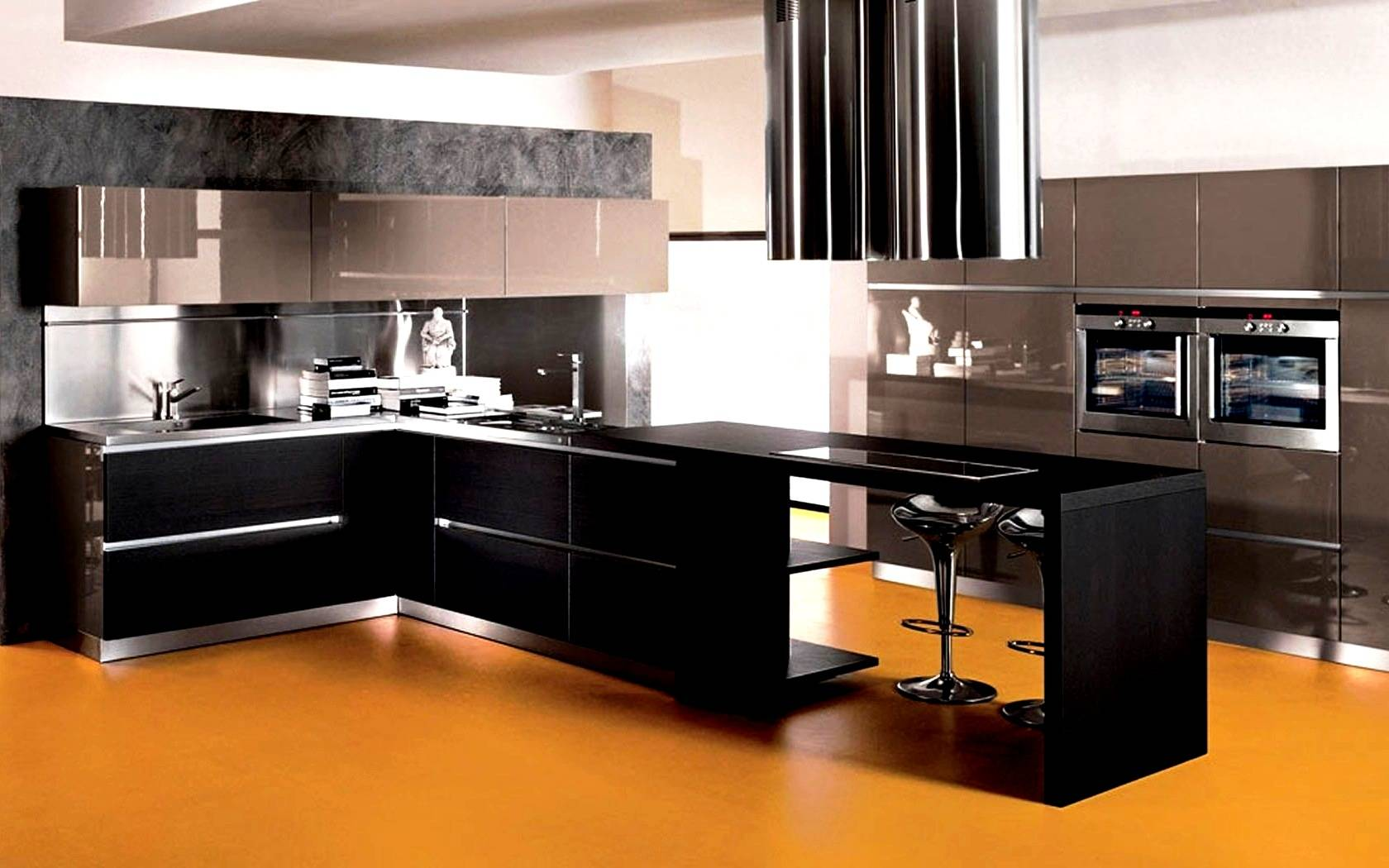 Modular Kitchen With Waterproof Plywood Inodayin