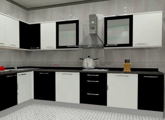 Modular Kitchen Estimated Cost